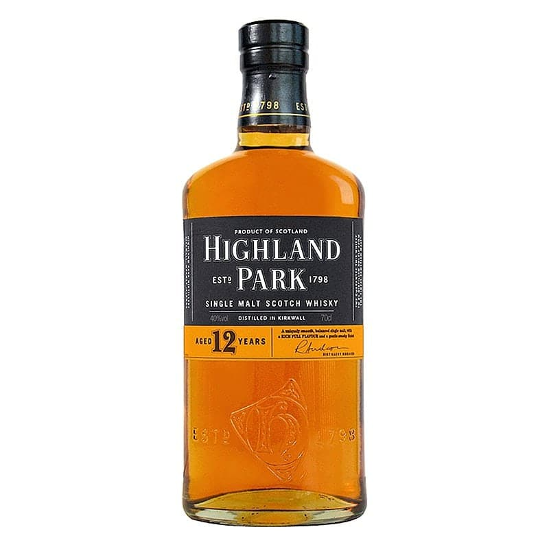 Highland Park 12 Y.O.