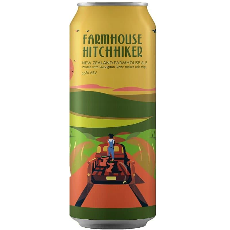 N.Z Farmhouse Ale by Beatnikz Republic