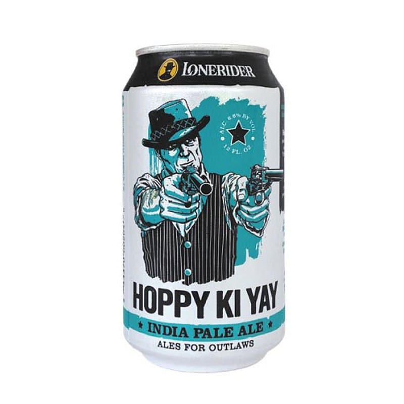 Hoppy-Ki-Yay by Lonerider