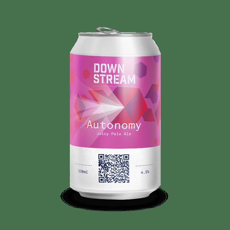 Autonomy Juicy Pale by Downstream