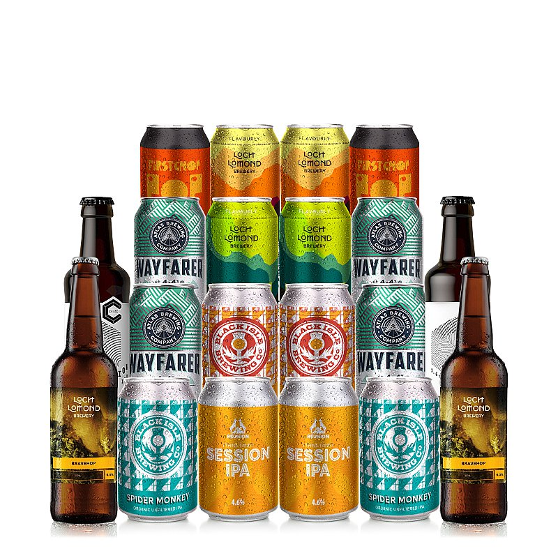 IPA 20 Case by Flavourly