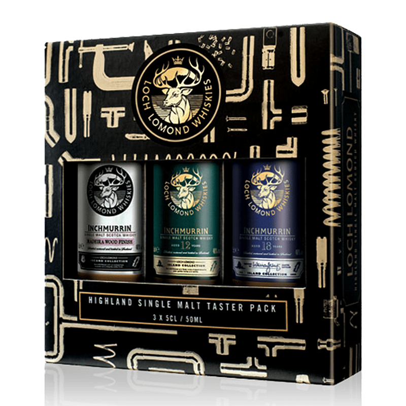 Inchmurrin Gift Pack by Loch Lomond