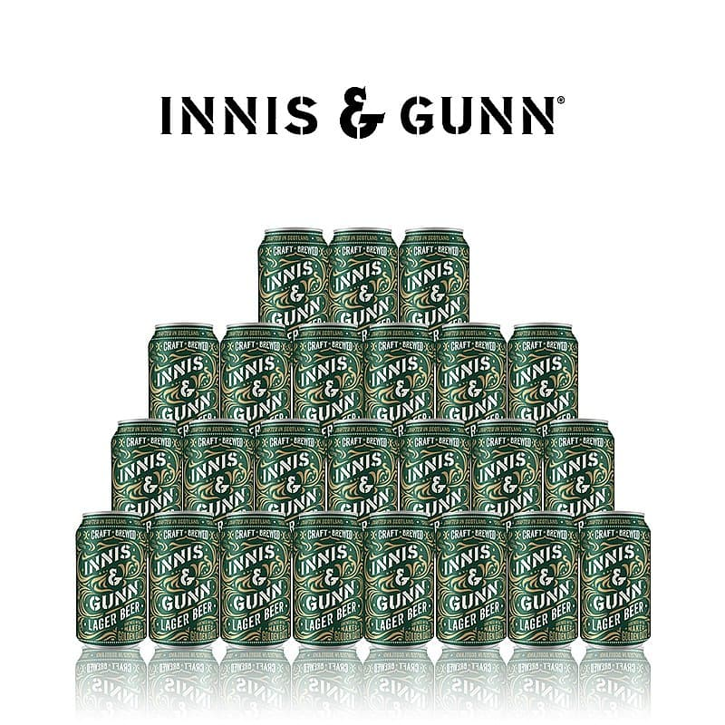 24 Lager Clearance Case by Innis & Gunn