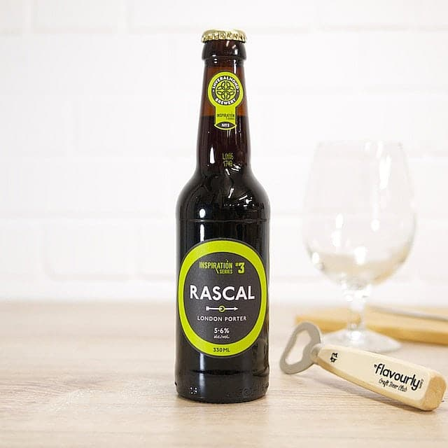 Rascal London Porter by Inveralmond Brewery