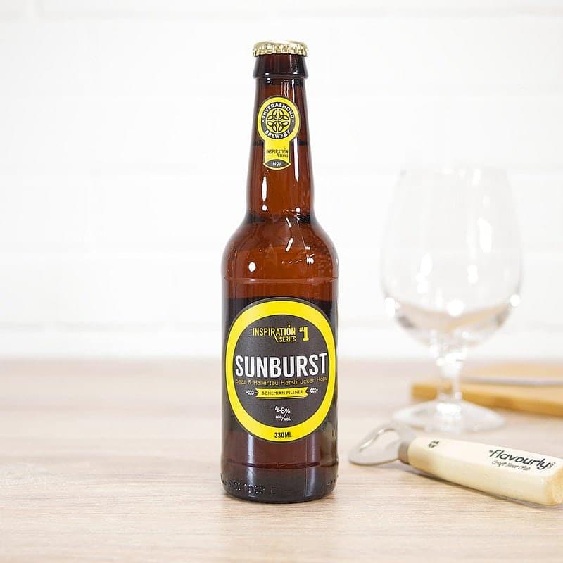 Sunburst by Inveralmond Brewery
