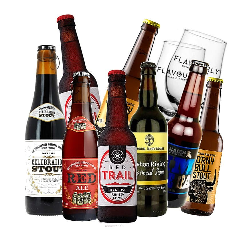 Sampler Series - Irish Stouts and Red Ales