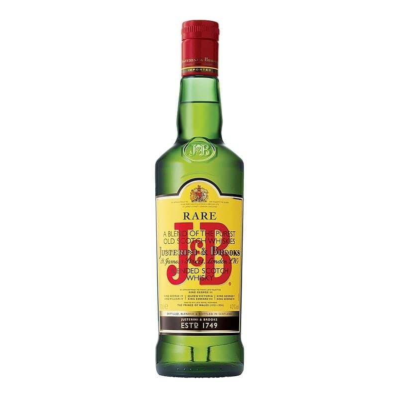 J & B Rare Whisky
