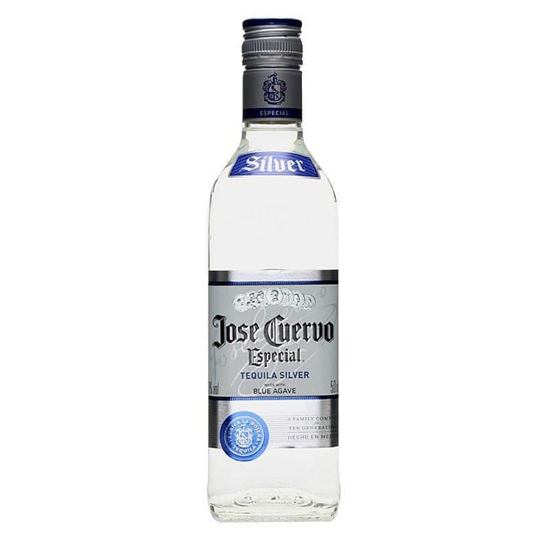 Jose Cuervo Especial Silver Tequila 50CL by Jose Cuervo