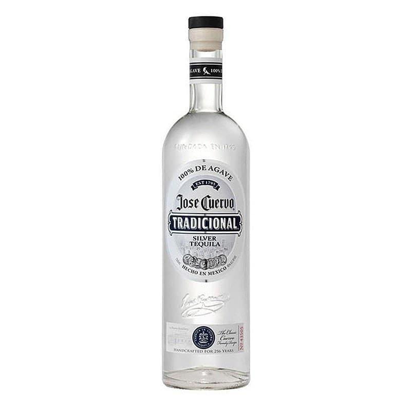 Tradicional Silver Tequila by Jose Cuervo