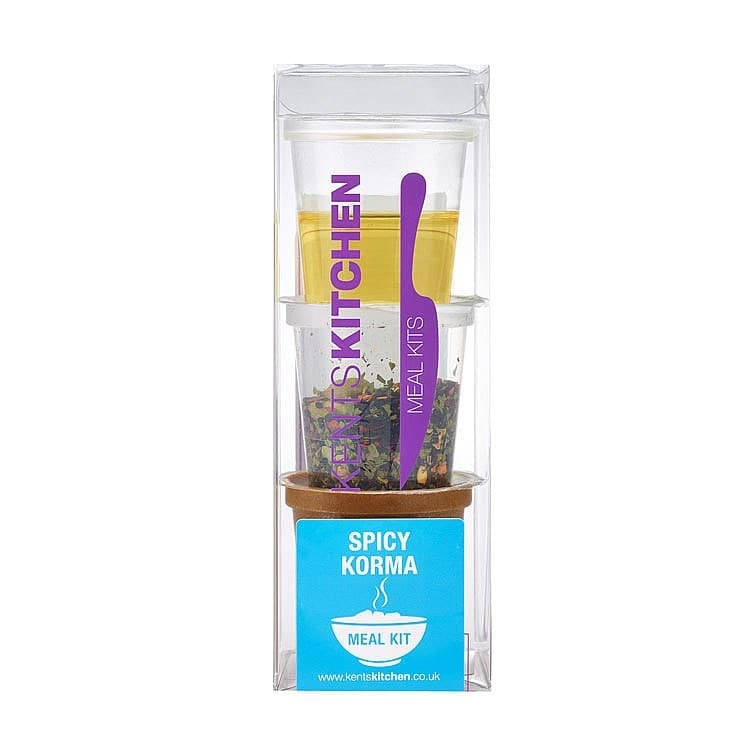 Spicy Korma Cooking Kit by Kents Kitchen