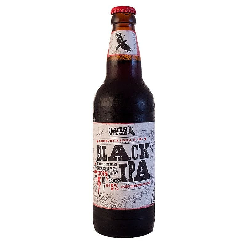 Blacks Black IPA by Blacks of Kinsale