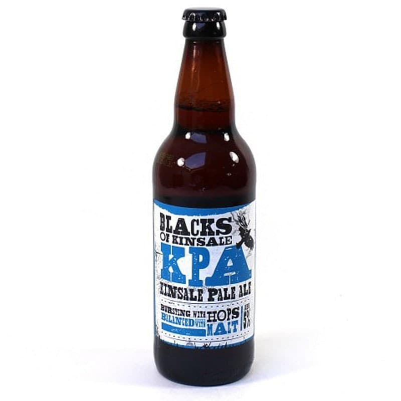 Kinsale Pale Ale by Blacks of Kinsale