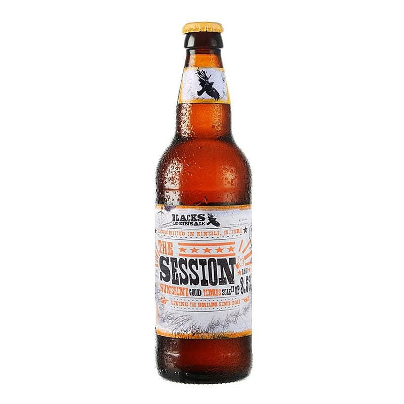 The Session IPA by Blacks of Kinsale