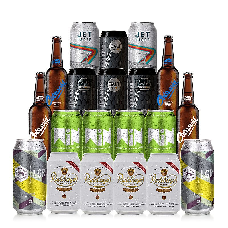 Lager 20 Case by Flavourly