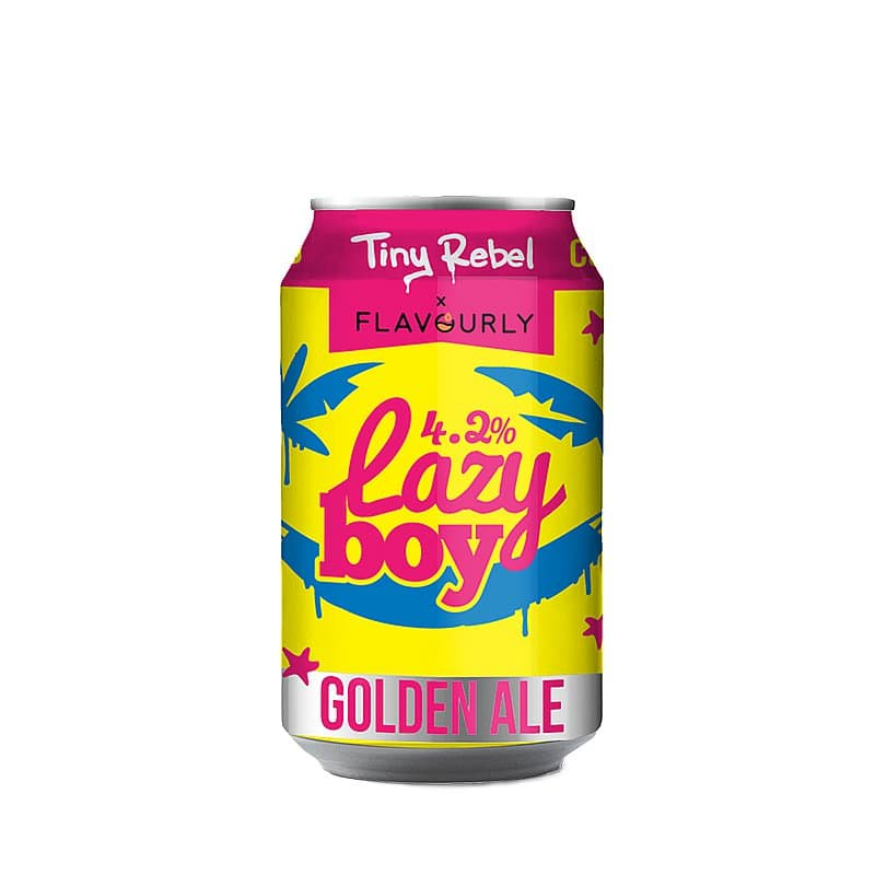 Lazy Boy by Tiny Rebel x Flavourly
