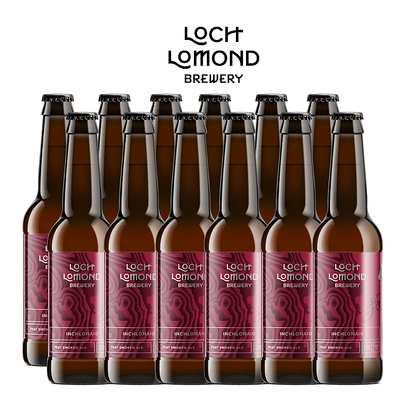 Inchlonaig 12 Case by Loch Lomond Brewery