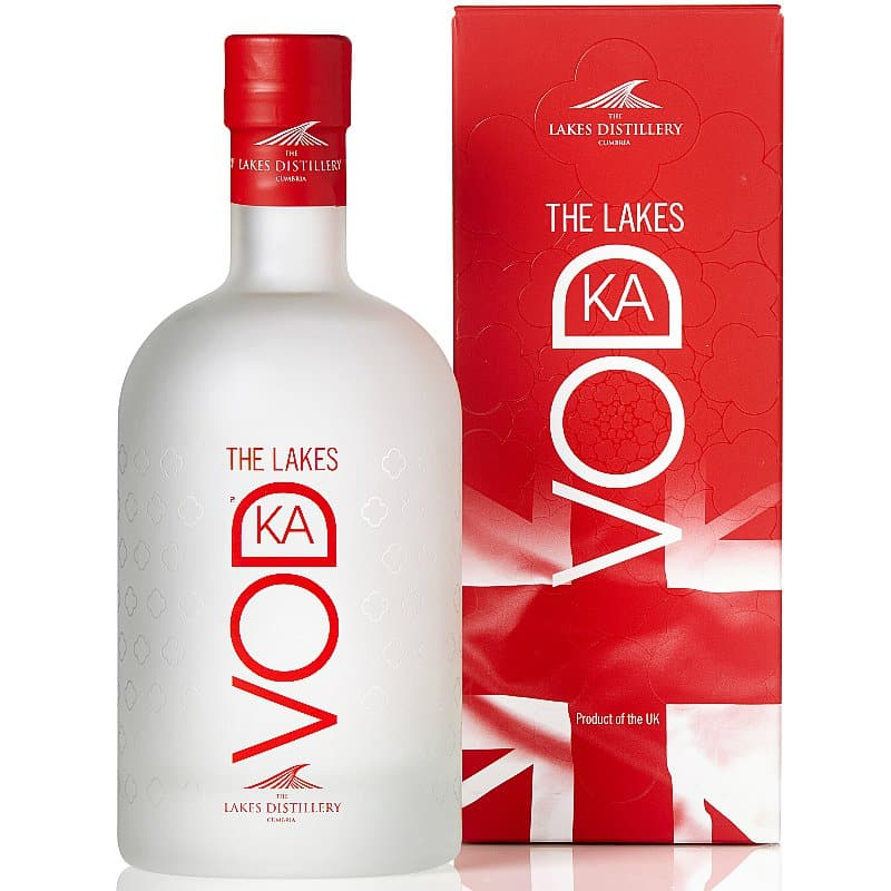 The Lakes Vodka by The Lakes Distillery