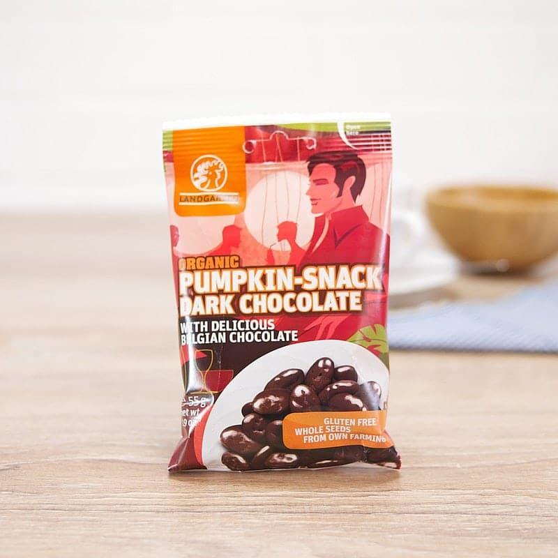 Landgarten Organic Pumpkin Dark Chocolate Mix by Landgarten