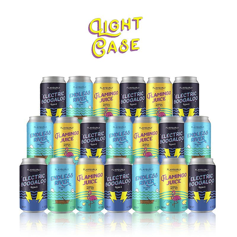 Crowdsourced Light 20 Case by Flavourly