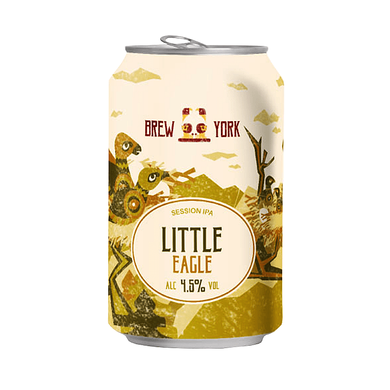 Little Eagle by Brew York