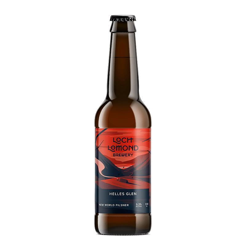 Helles Glen by Loch Lomond Brewery