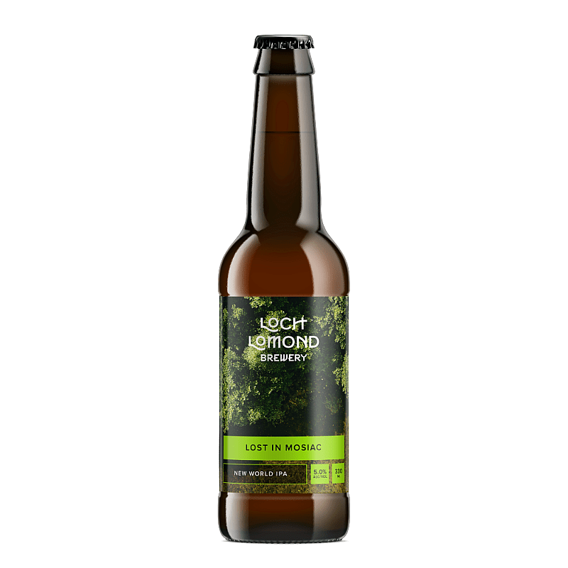 Lost In Mosaic by Loch Lomond Brewery