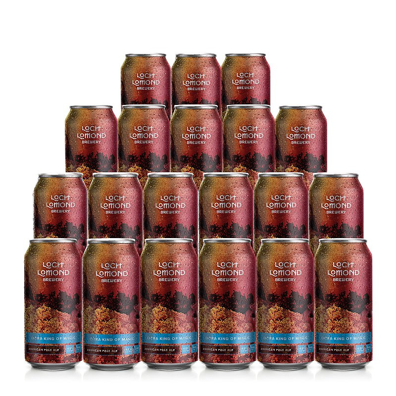 Citra Kind Of Magic 20 Case by Loch Lomond Brewery