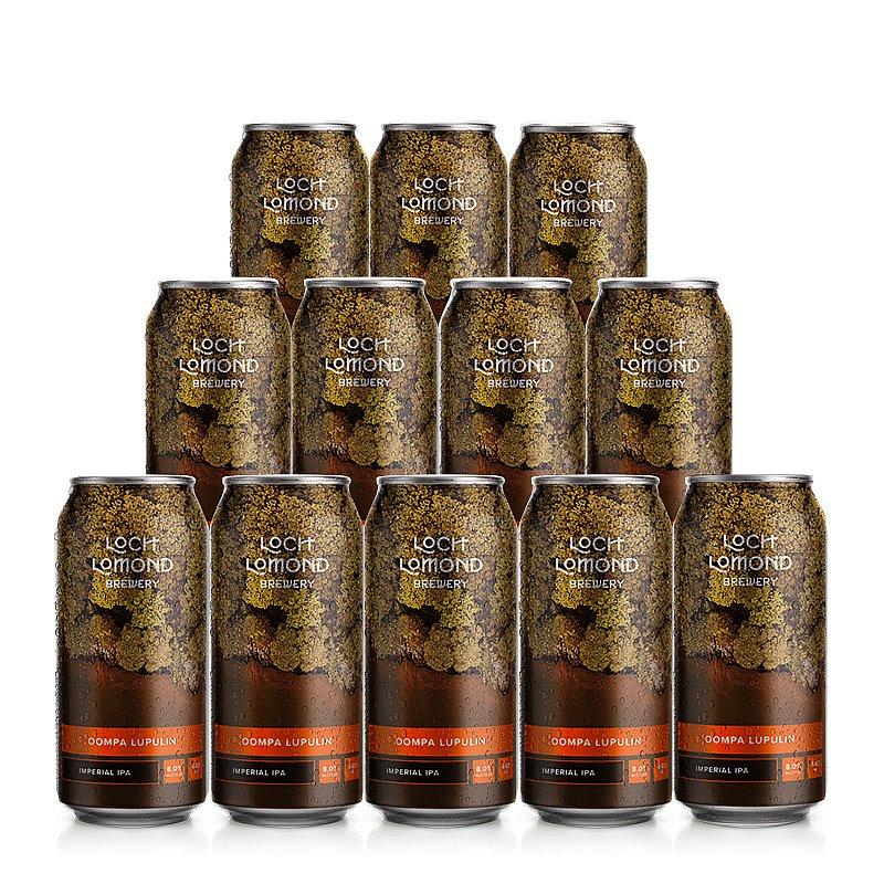 Oompa Lupulin 12 Case by Loch Lomond Brewery