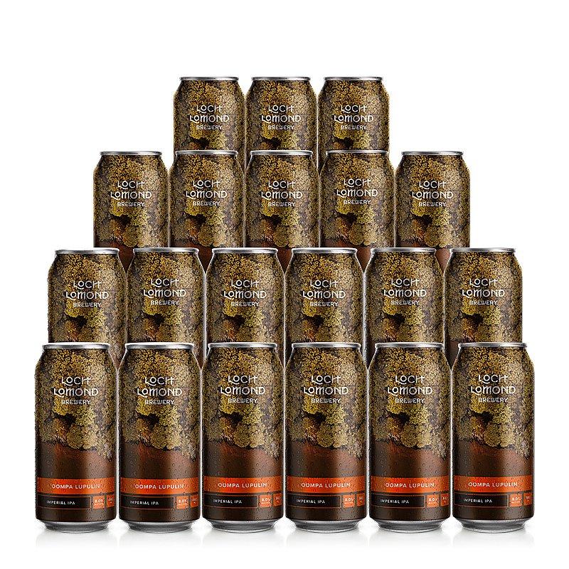 Oompa Lupulin 20 Case by Loch Lomond Brewery