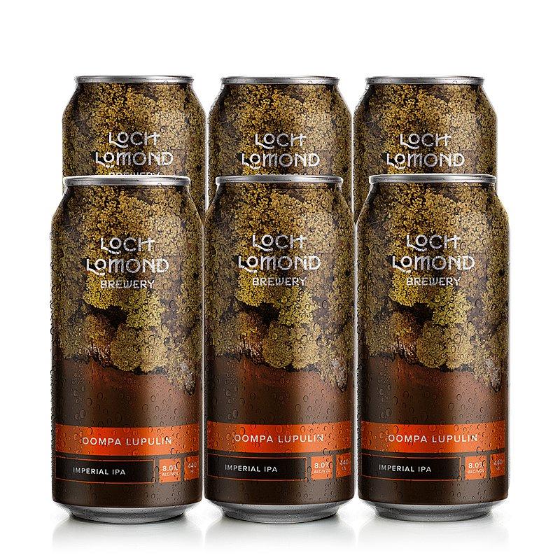 Oompa Lupulin 6 Case by Loch Lomond Brewery
