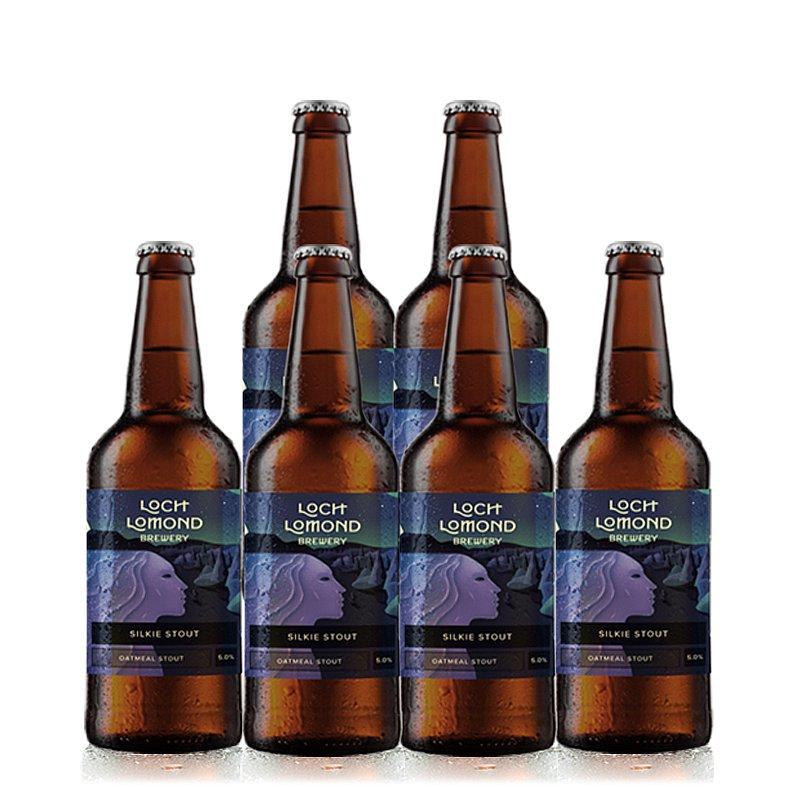 Silkie Stout by Loch Lomond Brewery