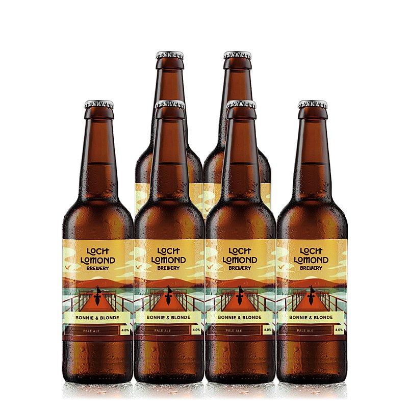 Bonnie & Blonde 6 Case by Loch Lomond Brewery