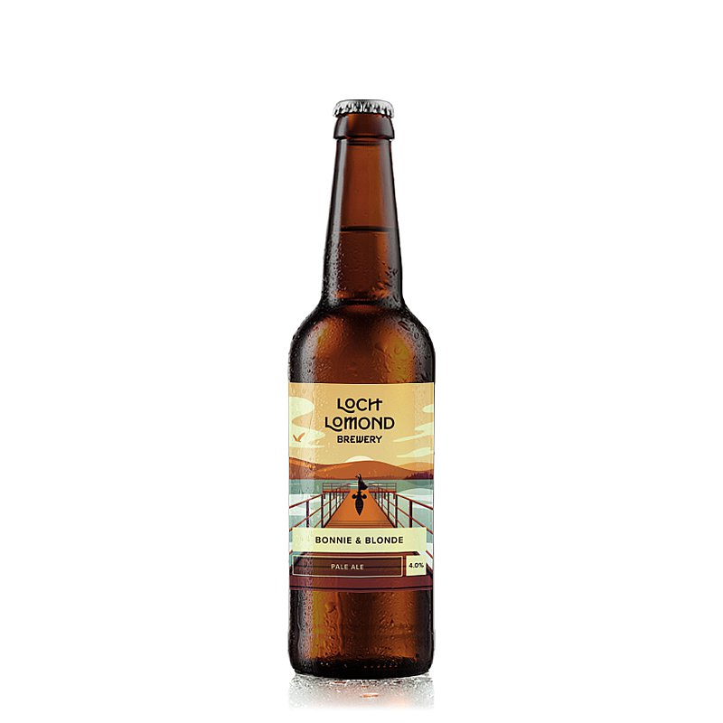 Bonnie N Blonde by Loch Lomond Brewery