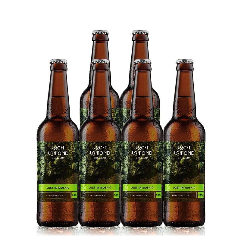 Lost In Mosaic 6 Case by Loch Lomond Brewery
