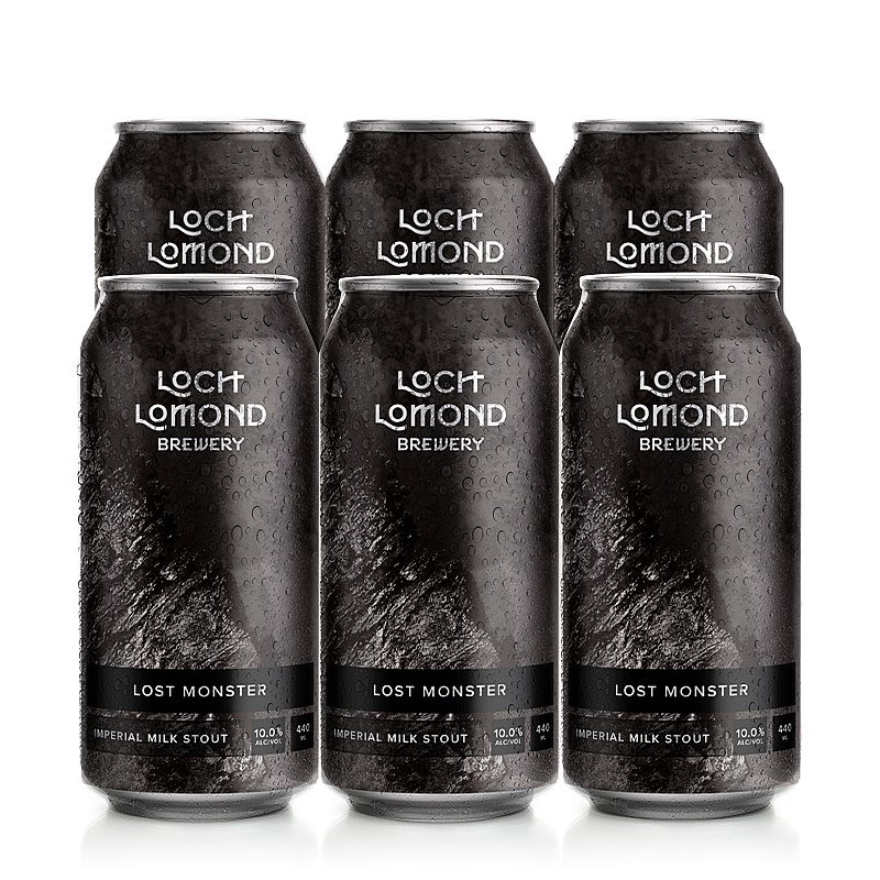 Lost Monster 6 Case by Loch Lomond Brewery
