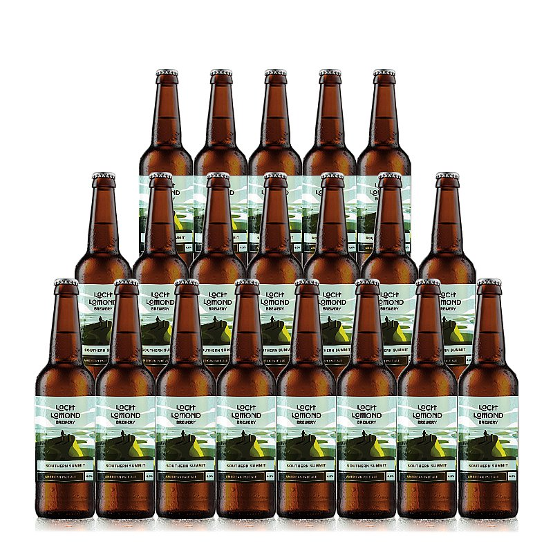 Southern Summit 20 Case by Loch Lomond Brewery