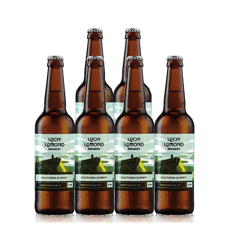 Southern Summit 6 Case by Loch Lomond Brewery