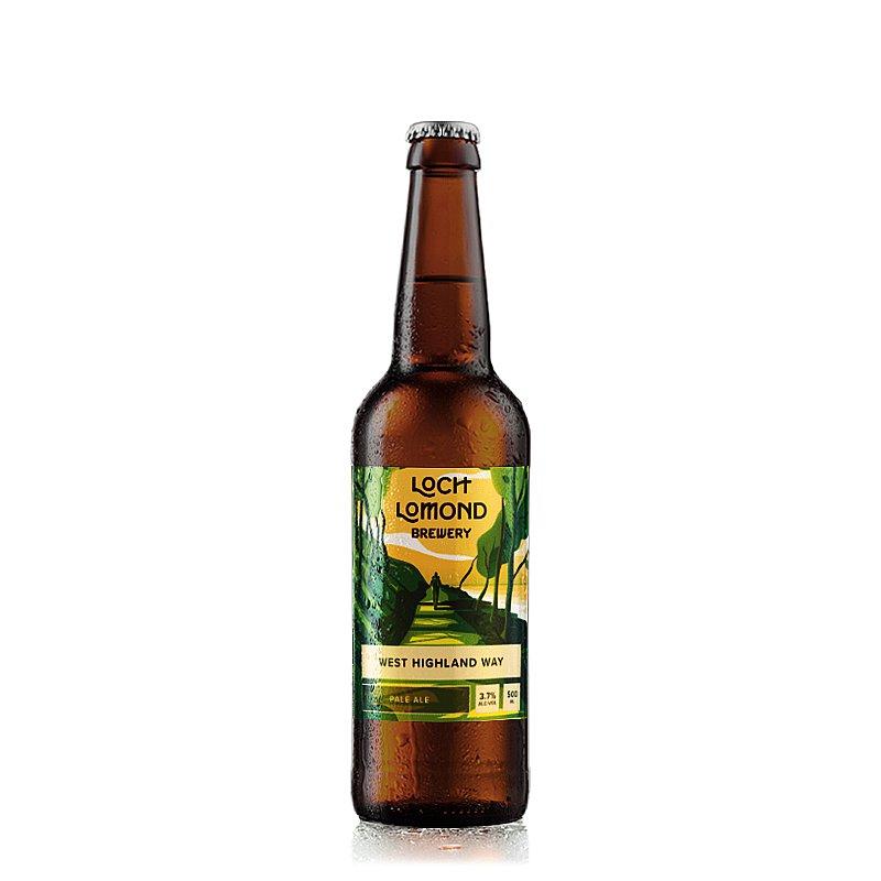 West Highland Way by Loch Lomond Brewery