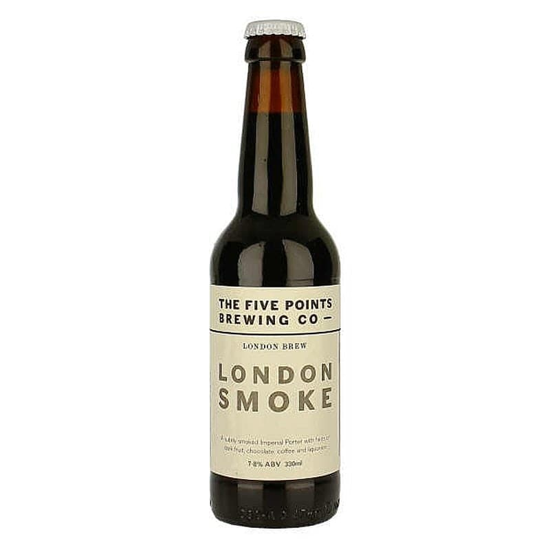 London Smoke by Five Points Brewing Co