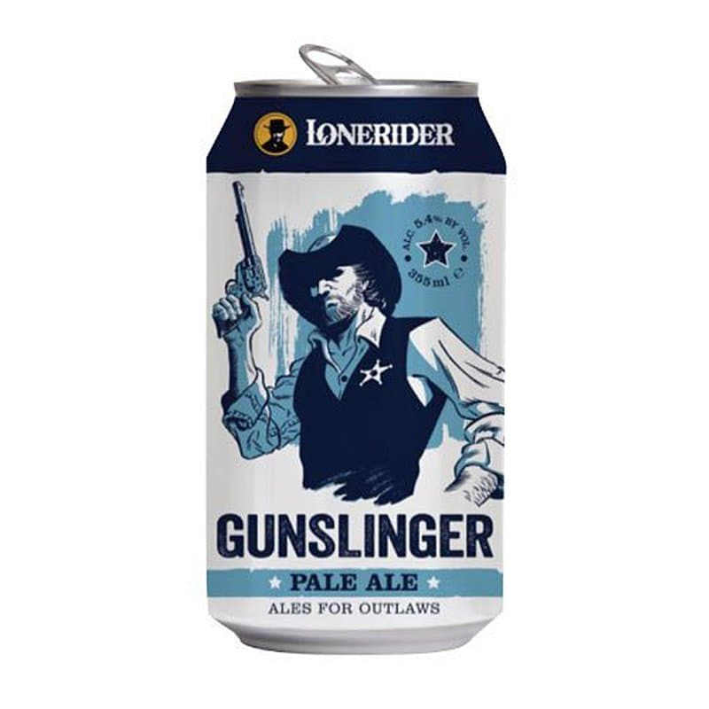 Gunslinger Pale by Lonerider