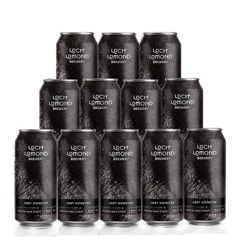 Lost Monster 12 Case by Loch Lomond Brewery