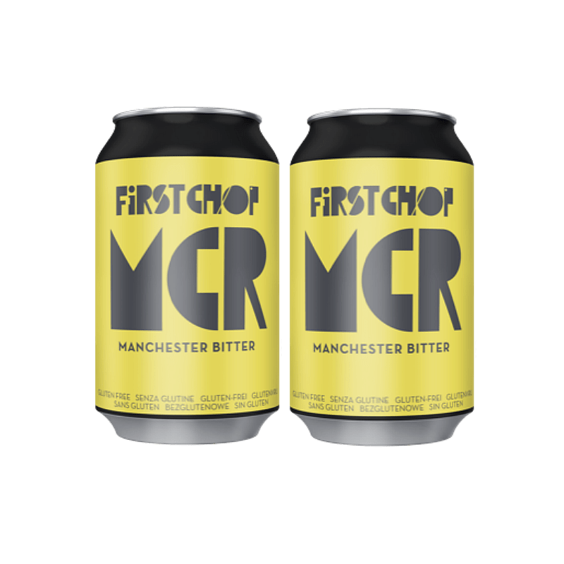 MCR Twin Pack by First Chop Brewing Arm