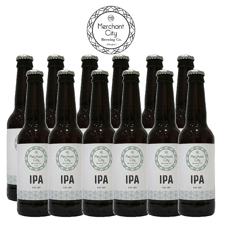 IPA 12 Case by Merchant City Brewing