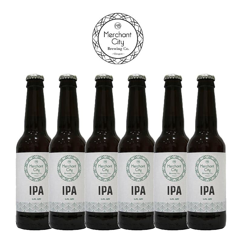 IPA 6 Case by Merchant City Brewing