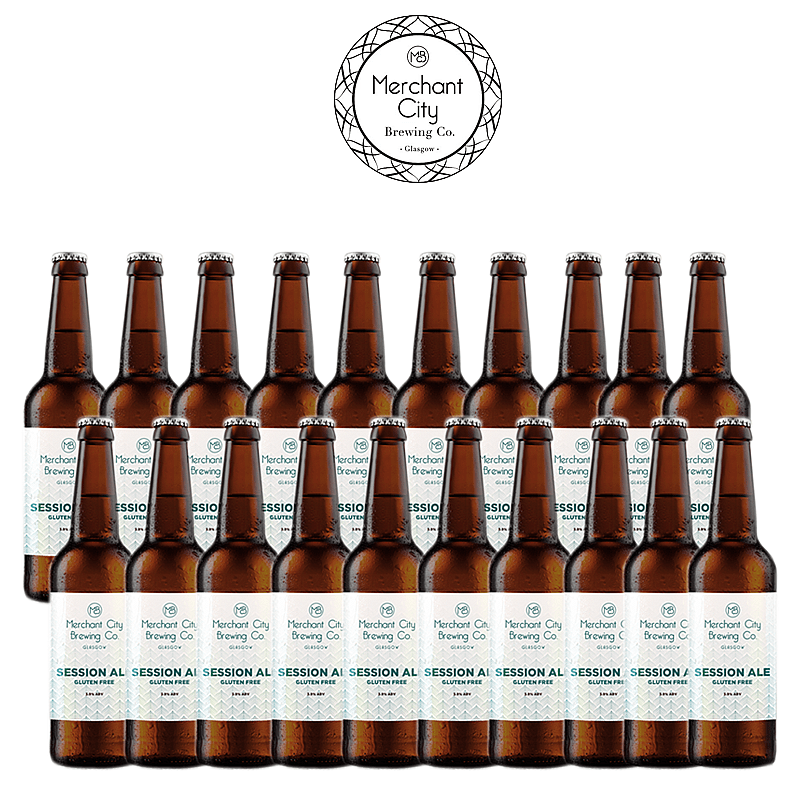 Session Ale 20 Case by Merchant City Brewing