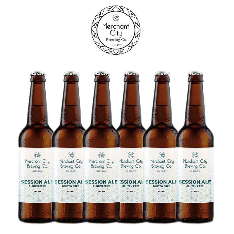 Session Ale 6 Case by Merchant City Brewing