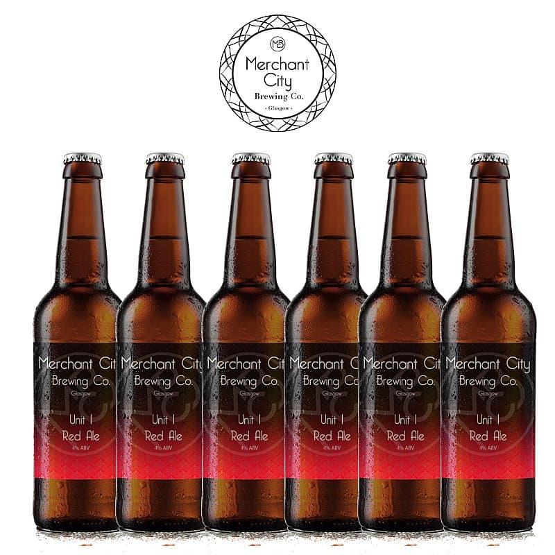 Unit 1 6 Case by Merchant City Brewing