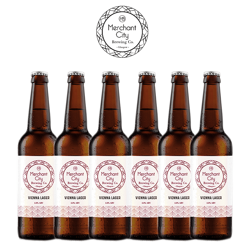 Vienna Lager 6 Case by Merchant City Brewing