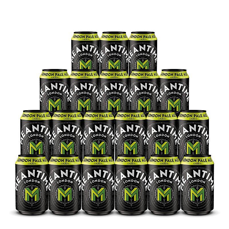 London Pale Ale 20 case by Meantime Brewing