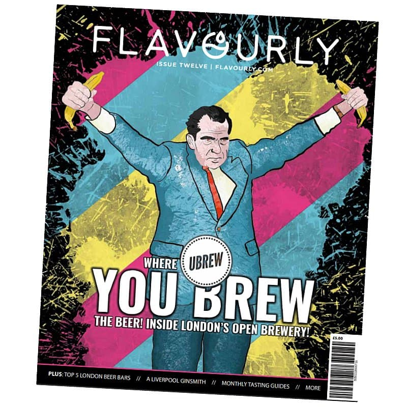 Issue 12 by Flavourly